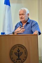 שר החקלאות מר אלון שוסטר