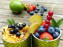 שמירת פירות בקור